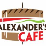 Alexander's Café and Sweet Endings